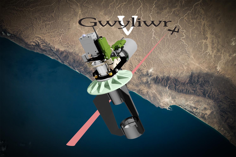 Ultra-Lightweight Telescope - Glyndwr Innovations