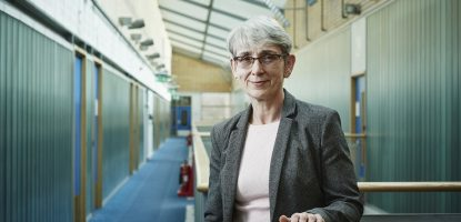 Caroline Gray, Director OpTIC Technology Centre.
